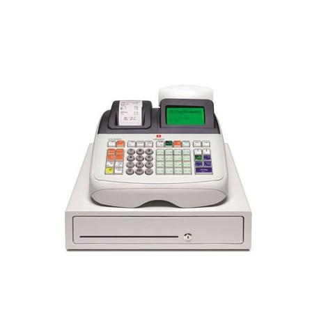 Olivetti ECR 8200, programmeret inkl. 10 Bonruller, Gratis hotline