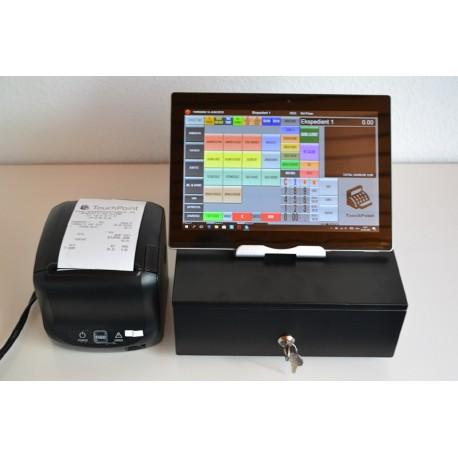 Tablet 10,1 Tommer Touch til Webshop og E-conomic